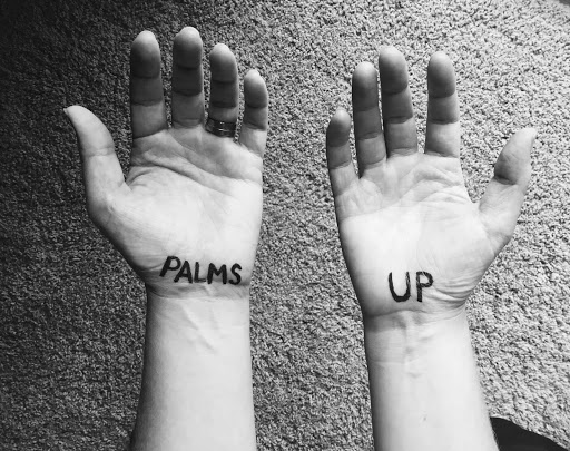 Palms Up